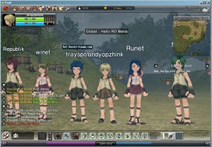 Ragnarok 2 Private Server IIX
